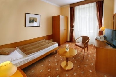 - Danubius Health Spa Resort Imperial - hotel Marienbad
