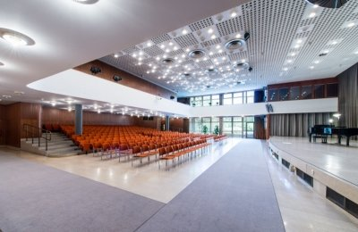 Convention Centre - Congress Hall - Danubius Health Spa Resort Esplanade - hotel Pöstyén