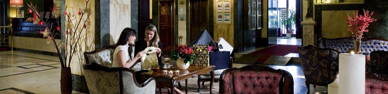 Stílusos karácsony a főváros szívében, a Danubius Hotel Astoriában