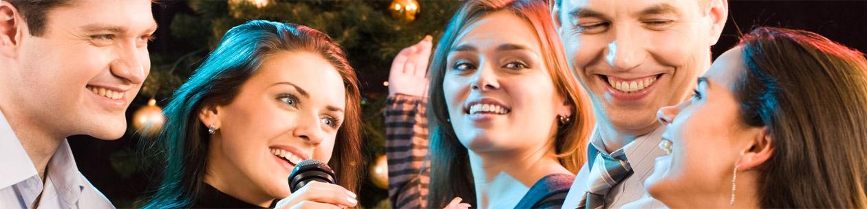 Karácsony a kollégákkal a Danubius Hotel Flamencoban