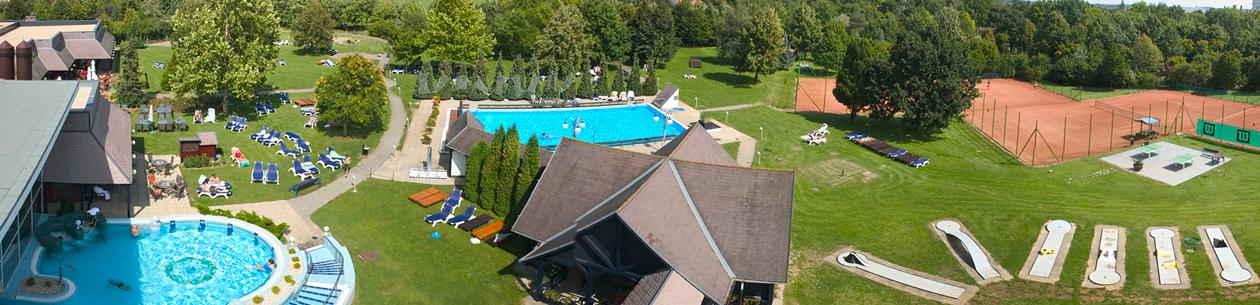All Inclusive rendezvények Bükön - Danubius Health Spa Resort Bük