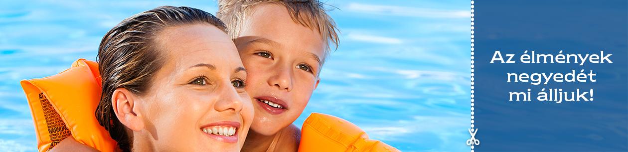 Családi nyaralás akár 25% előfoglalási kedvezménnyel